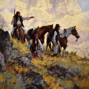 Michael Dudash – Tales of the Painted West