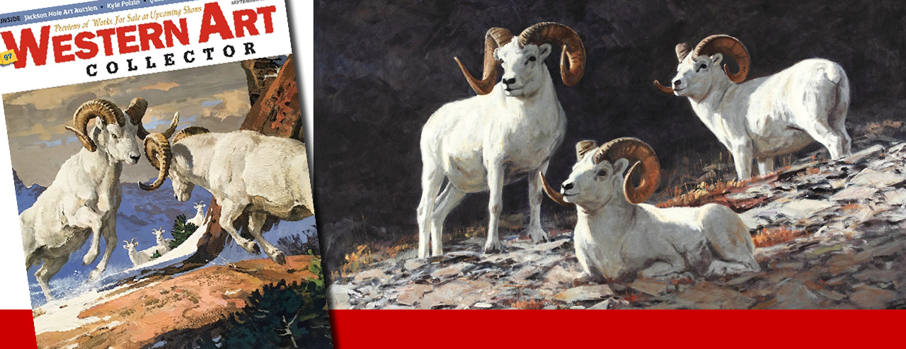 Legacy of Nature – Western Art Collector September 2015