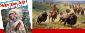 Martin Grelle – Western Art Collector November 2017