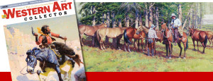 Gary Carter – Western Art Collector July 2014