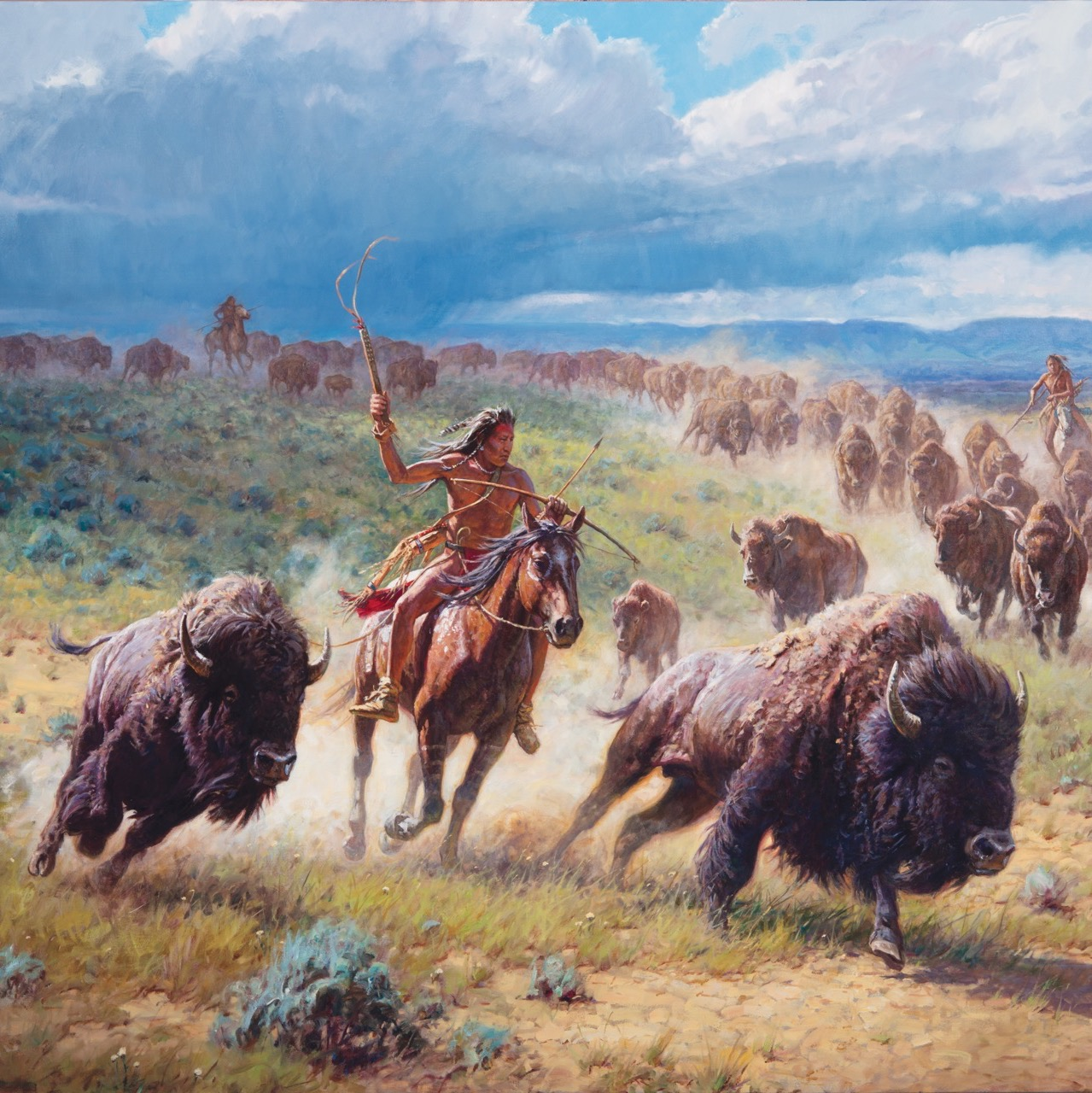Martin Grelle – Bound by Heart and Paint