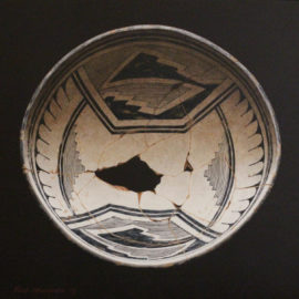 mimbres_bowl_with_feather_and_geometric_designs-rock_newcomb-legacy_gallery